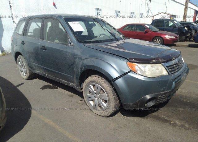 Inventory #911596067 2009 Subaru FORESTER