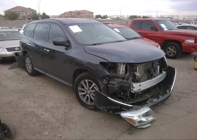 Inventory #530268318 2014 Nissan PATHFINDER