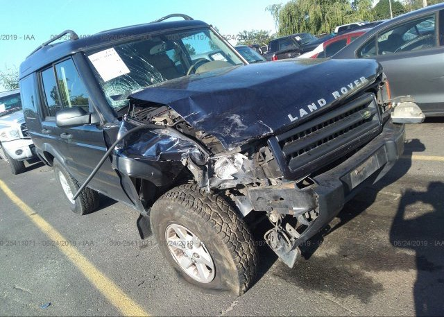 Inventory #782805284 2000 Land Rover DISCOVERY II