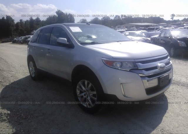 Inventory #581673801 2013 FORD EDGE