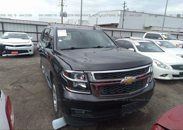 Inventory #913767282 2018 Chevrolet TAHOE