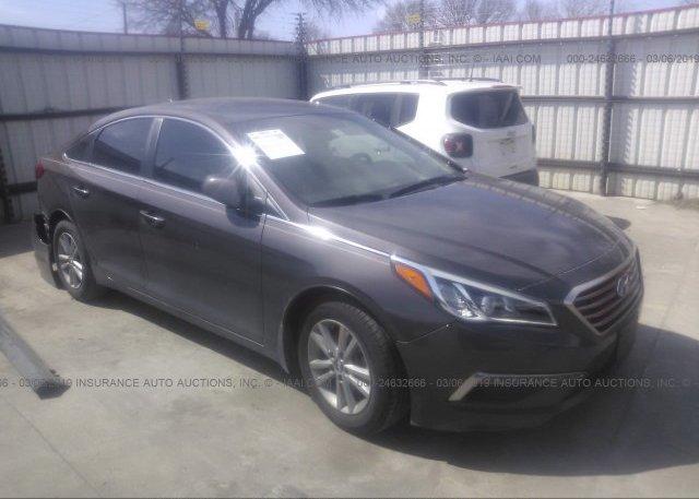 Inventory #327326831 2015 Hyundai SONATA