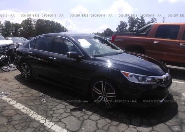 Inventory #861861569 2016 Honda ACCORD
