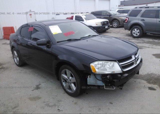 Inventory #188841029 2011 Dodge AVENGER
