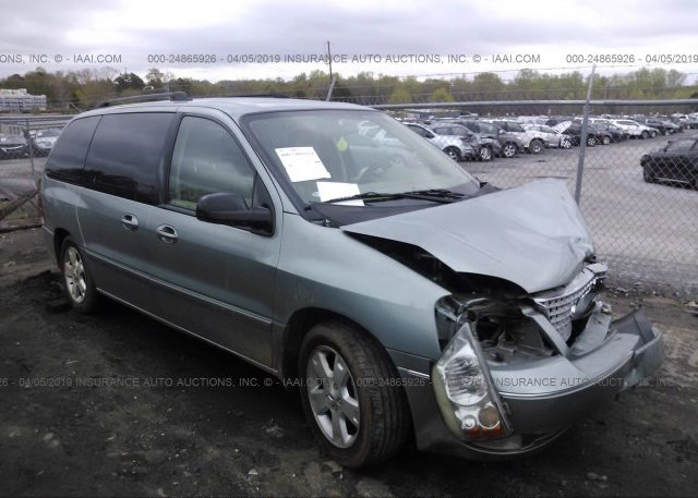 Inventory #346325622 2007 FORD FREESTAR