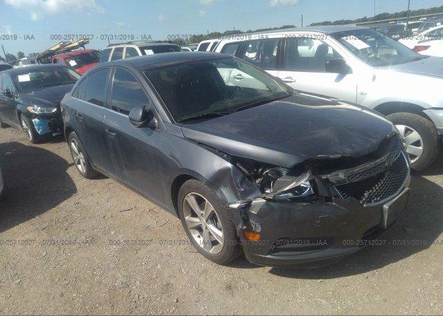 Inventory #751235721 2013 Chevrolet CRUZE