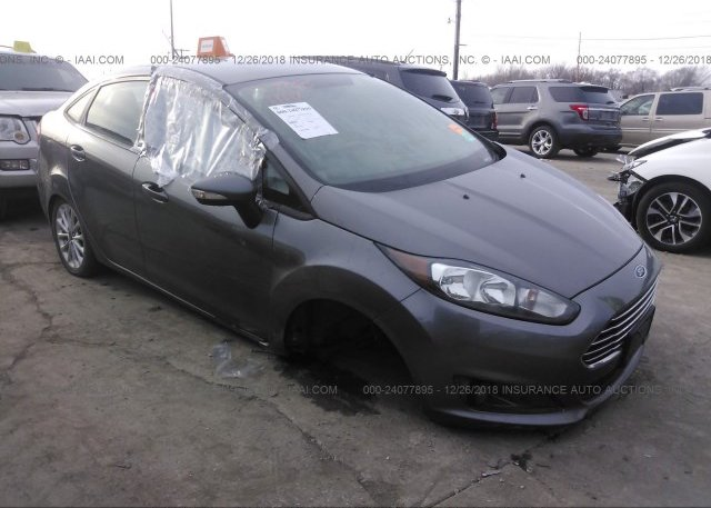 Inventory #468903435 2014 FORD FIESTA