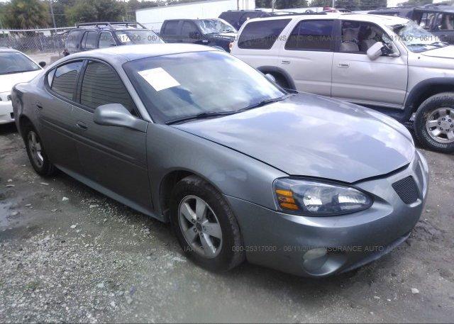 Inventory #613565142 2005 Pontiac GRAND PRIX