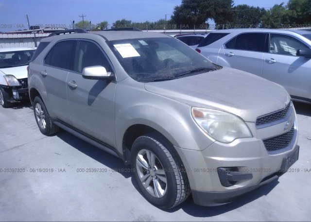 Inventory #982387651 2010 Chevrolet EQUINOX