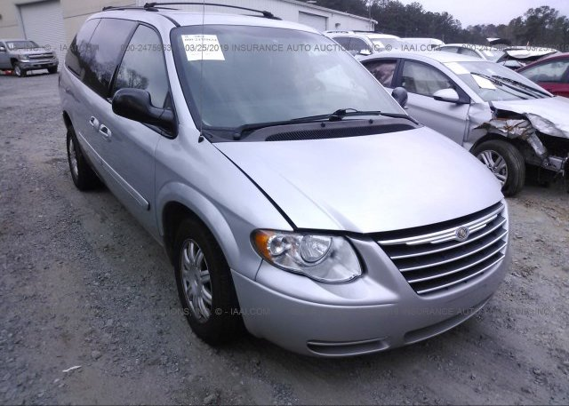 Inventory #286179401 2007 Chrysler TOWN & COUNTRY