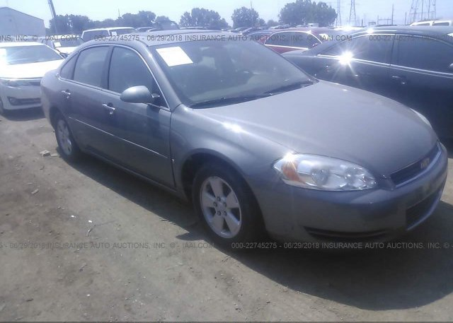 Inventory #257738122 2007 Chevrolet IMPALA