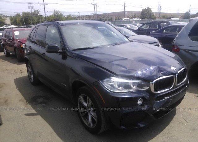 Inventory #606360102 2014 BMW X5