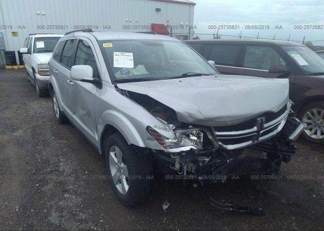 Inventory #166352303 2012 Dodge JOURNEY