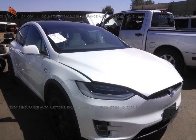Inventory #318035134 2018 Tesla MODEL X
