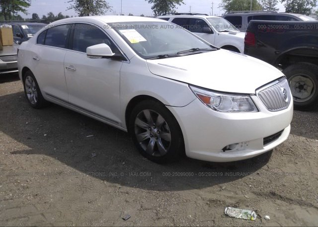 Inventory #777170690 2010 Buick LACROSSE