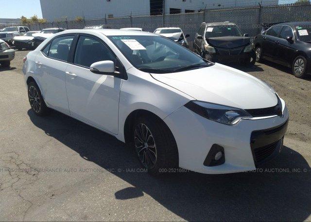 Inventory #762248754 2016 Toyota COROLLA