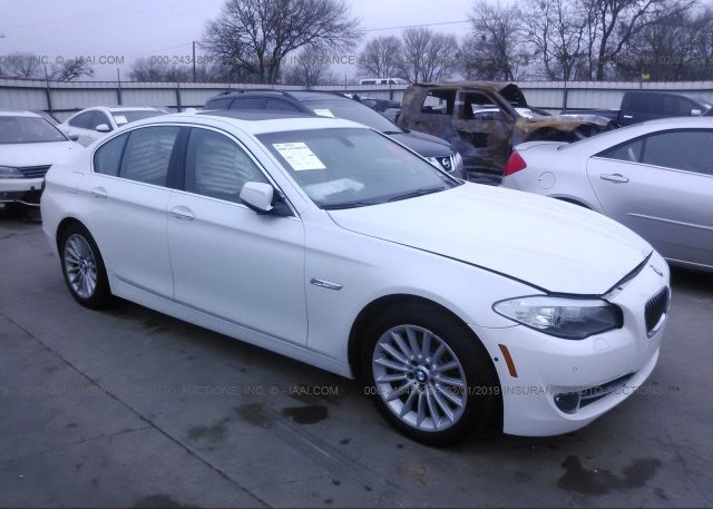 Inventory #908416390 2013 BMW 535