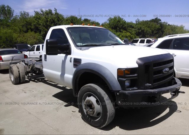 Inventory #573327060 2008 FORD F550