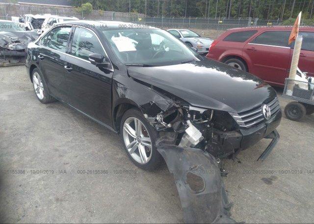 Inventory #591970958 2014 Volkswagen PASSAT