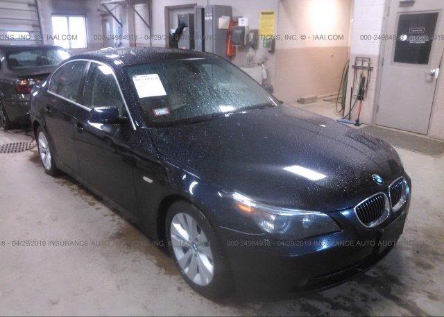 Inventory #899220286 2007 BMW 550
