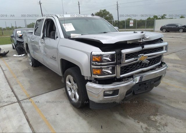 Inventory #798231101 2014 Chevrolet SILVERADO