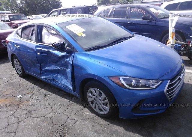 Inventory #481102095 2018 Hyundai ELANTRA