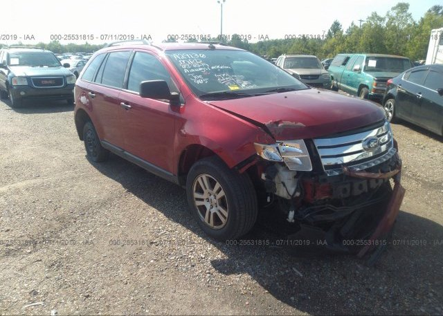 Inventory #544223236 2007 FORD EDGE