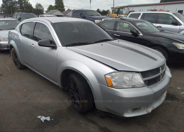 Inventory #516813459 2010 Dodge AVENGER