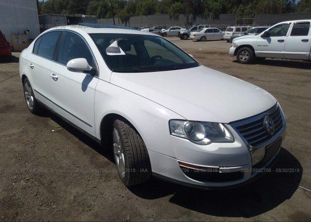 Inventory #540736245 2008 Volkswagen PASSAT