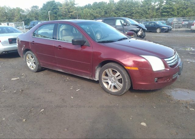 Inventory #812883517 2007 FORD FUSION
