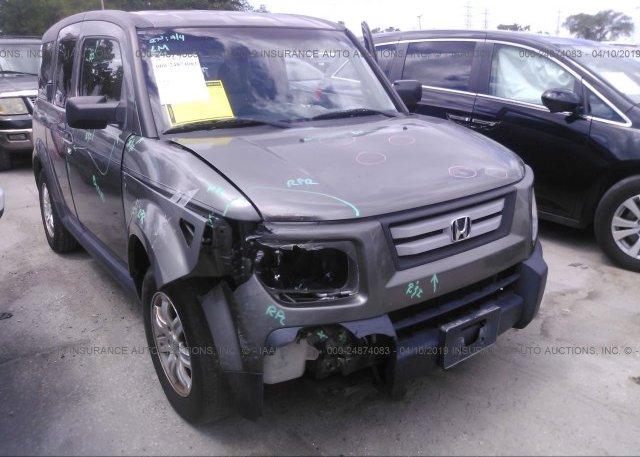 Inventory #868704977 2007 Honda ELEMENT