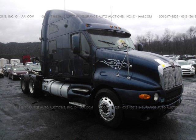 Inventory #686624571 2006 KENWORTH CONSTRUCTION