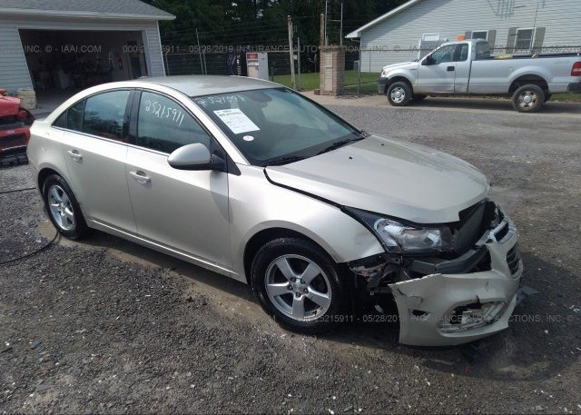 Inventory #376355780 2016 Chevrolet CRUZE LIMITED