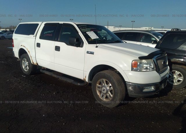Inventory #944422371 2004 FORD F150