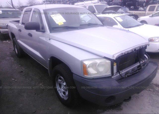Inventory #744170027 2007 Dodge DAKOTA
