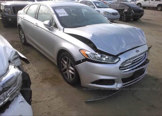 Inventory #679635092 2014 FORD FUSION