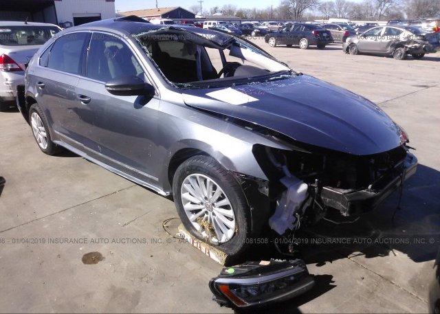 Inventory #382180517 2016 Volkswagen PASSAT