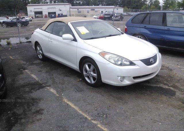 Inventory #419964141 2005 Toyota CAMRY SOLARA