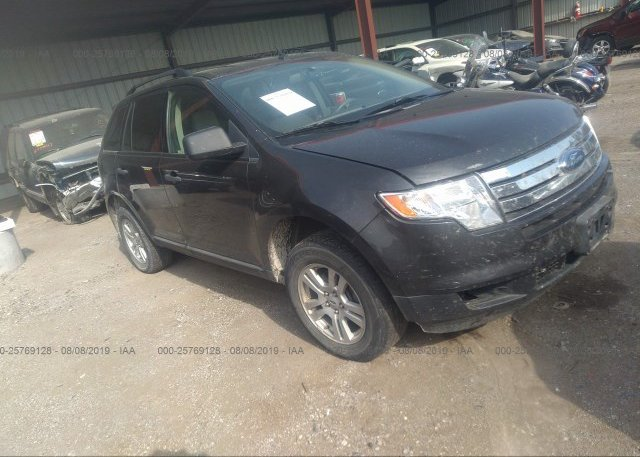 Inventory #755808091 2007 FORD EDGE