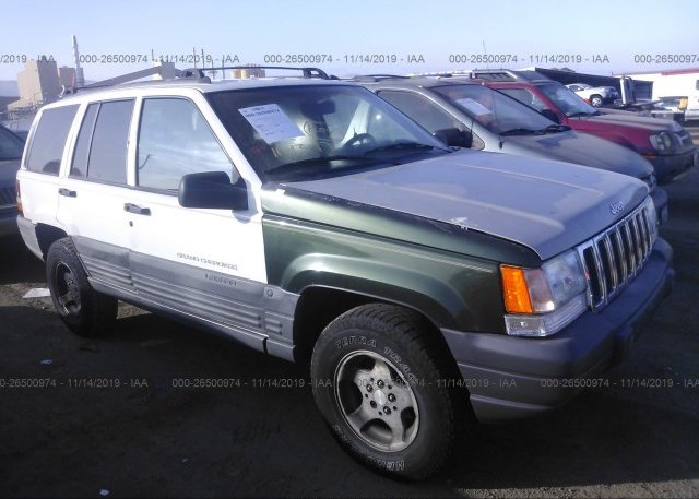 Inventory #955108434 1997 JEEP GRAND CHEROKEE