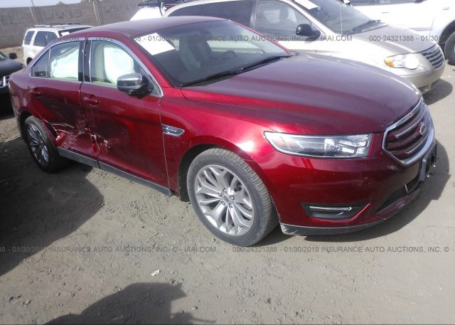 Inventory #602809256 2015 FORD TAURUS