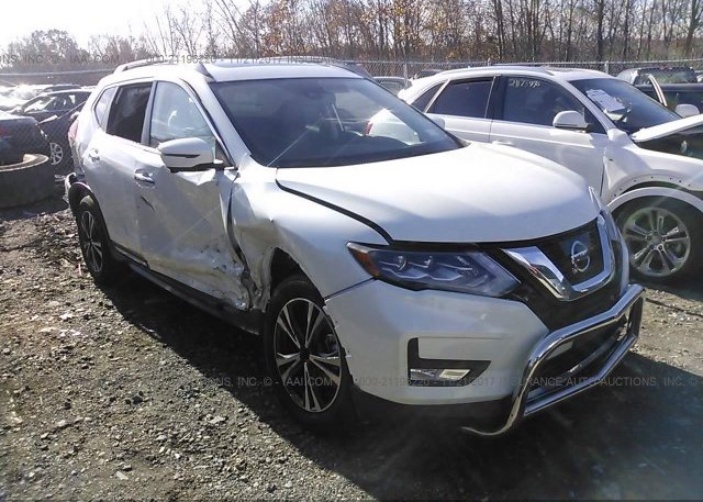 Inventory #285211656 2017 NISSAN ROGUE