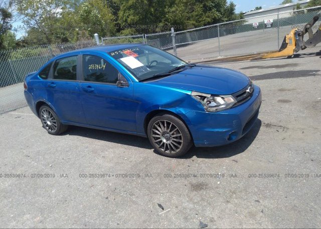 Inventory #874505072 2010 FORD FOCUS