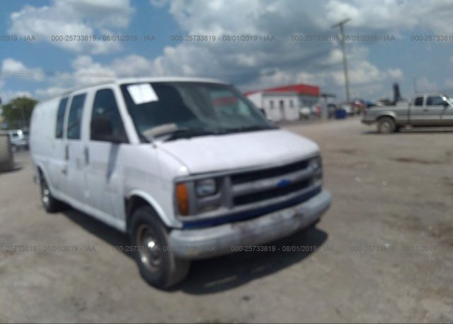 Inventory #851813114 1998 Chevrolet EXPRESS G3500