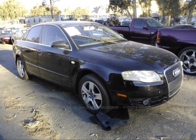 Inventory #539339170 2006 Audi A4