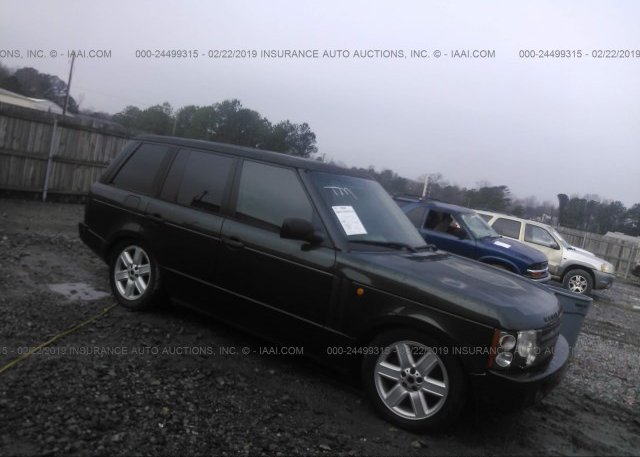 Inventory #490305978 2004 Land Rover RANGE ROVER