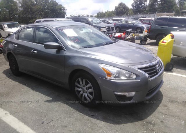 Inventory #494463889 2015 Nissan ALTIMA