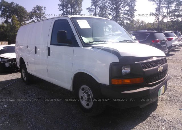 Inventory #917292658 2010 Chevrolet EXPRESS G2500
