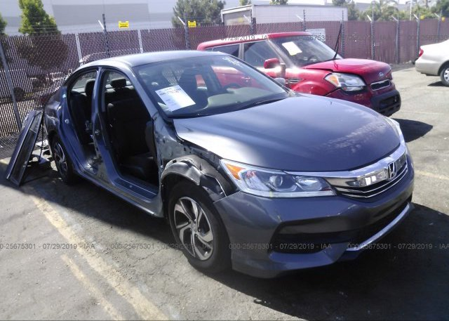 Inventory #618688097 2017 Honda ACCORD