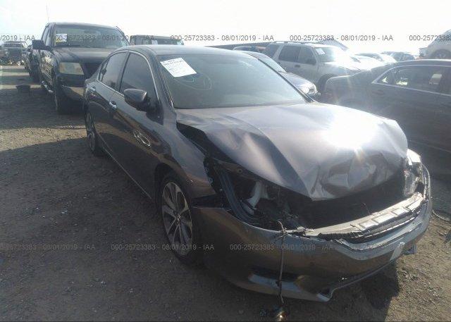 Inventory #910453021 2015 Honda ACCORD